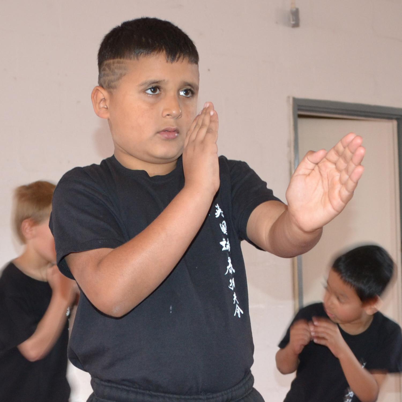 Midland Wing Chun Kids Class