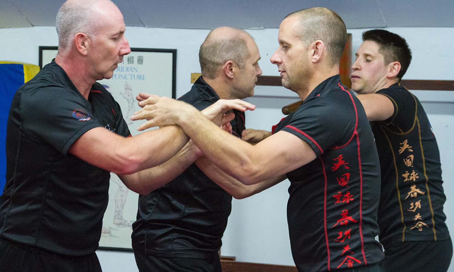 The stylish UKWCKFA Wing Chun Training T-shirt is available in Bronze to all. This great Wing Chun training top wicks the sweat away and very comfortable.