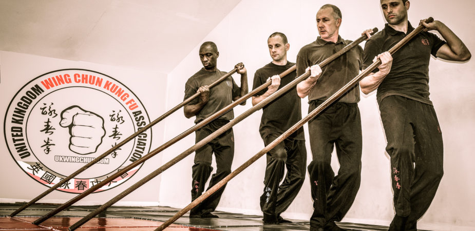 Wing Chun Pole Training